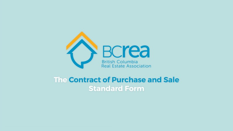 Understanding The Contract of Purchase and Sale (CPS) – BC Real Estate