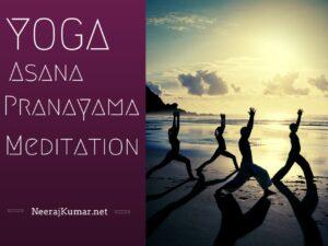 What Should I do first? Yoga Asana or Pranayama?