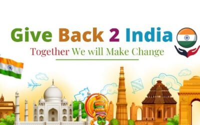 Give Back to Your Roots – Give Back 2 India