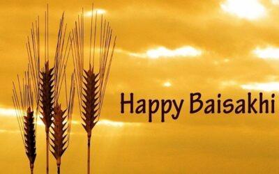 Baisakhi or Vaisakhi – Hindu & Sikh Festival